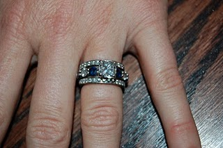 Princess Wide Ring On Craigslist  Years Ago