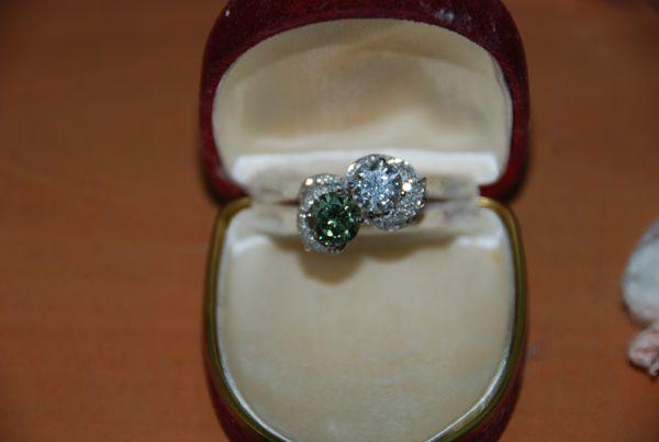 Tiny Diamond Ring Uk