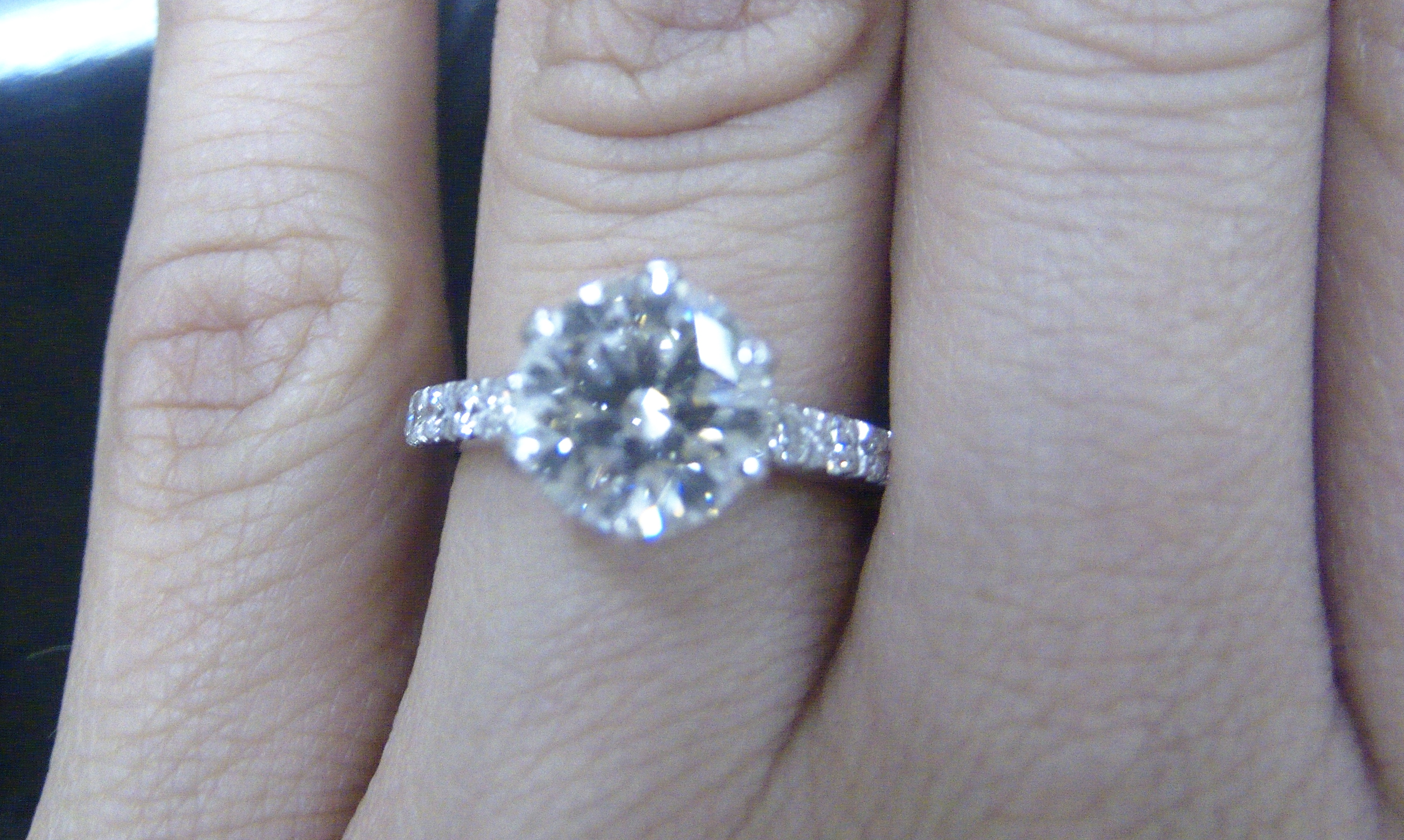 engagement rings fire prong ring band on page with round hearts pi brilliant ringspotters pave