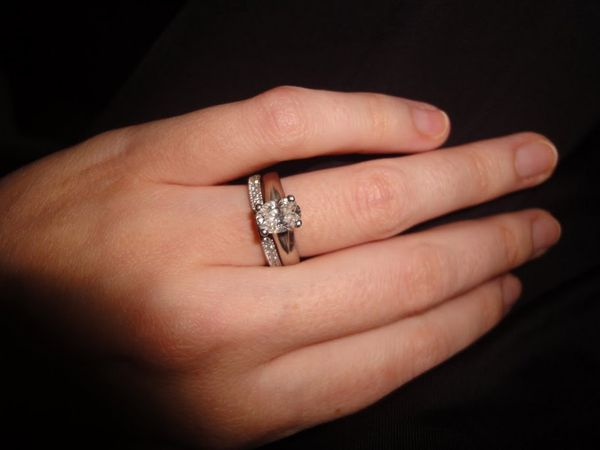 Diamond Engagement Rings White Gold