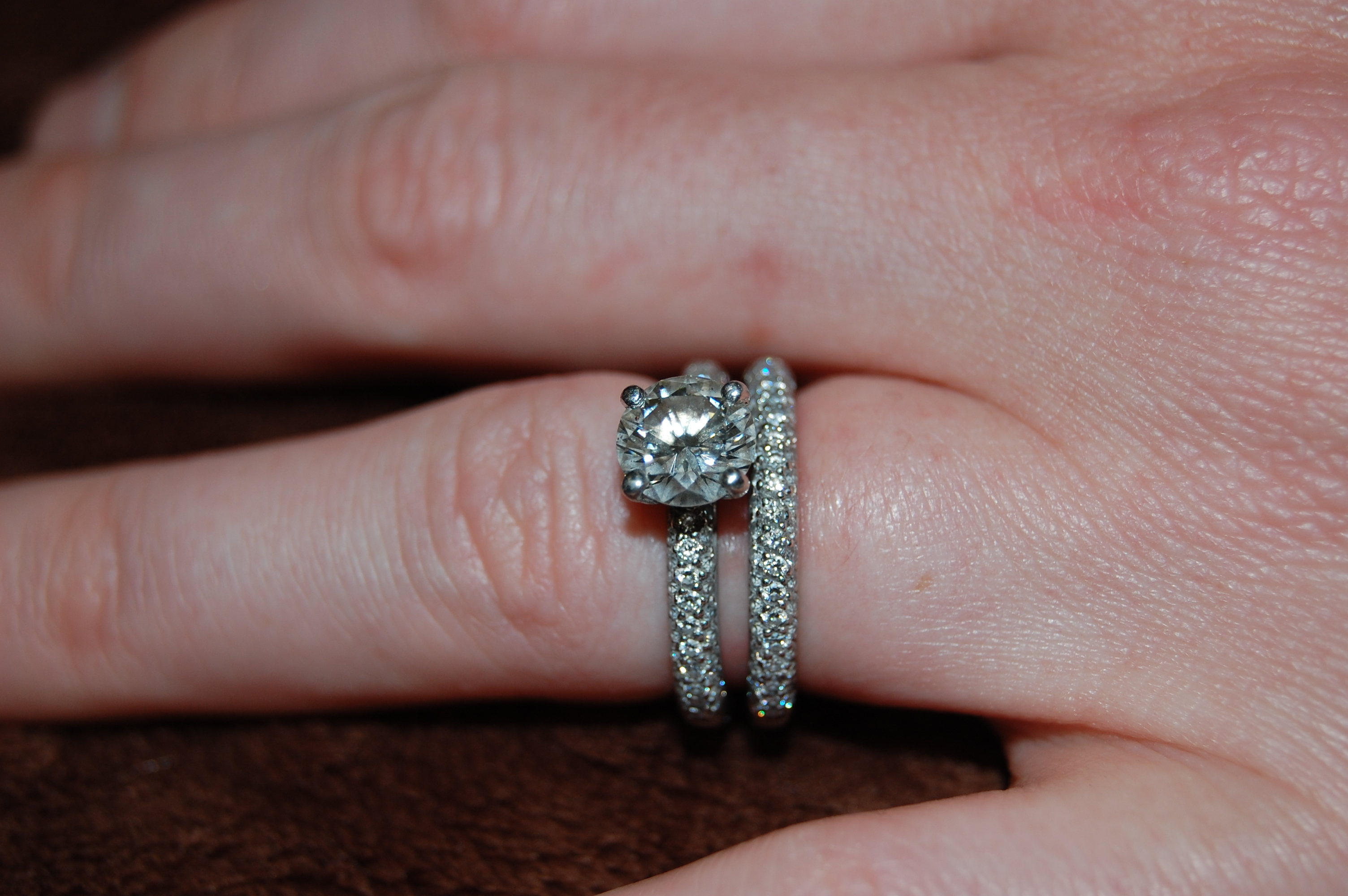 cherry morton hill main rudolph catalog sasha bands micro diamond primak pave band nj eternity front bridal