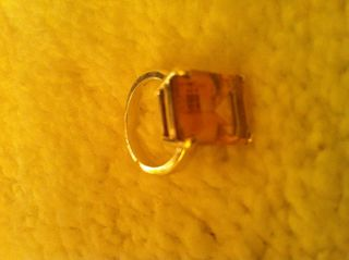 Tiffany's Cocktail Ring Citrine