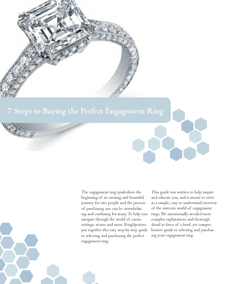 RingSpotters Engagement Ring Guide