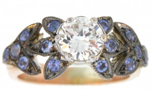 Atelier Minyon Tanzanie Diamond Ring; Classic Bridal Collection