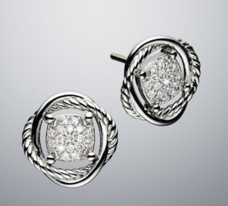 Valentines day gift david yurman earrings