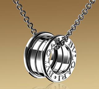 Valentines day gift bulgari pendant