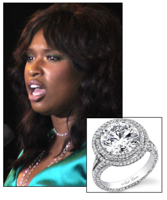 Jenniferhudson engagement ring