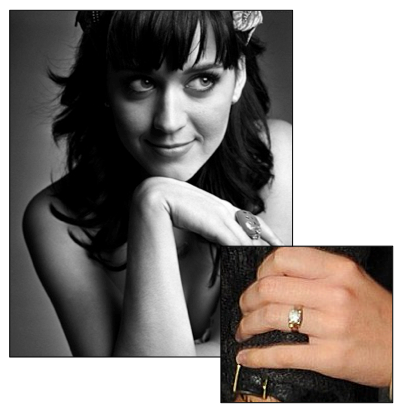 Katy Perry Engagement Ring